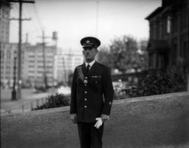 Sargeant Vance - Corps of Commissionaires