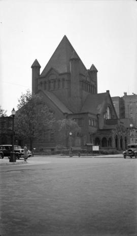 Wesley Church [Burrard and Georgia Streets]