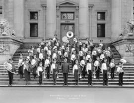 South Vancouver Juvenile Band - J. Olson, Conductor