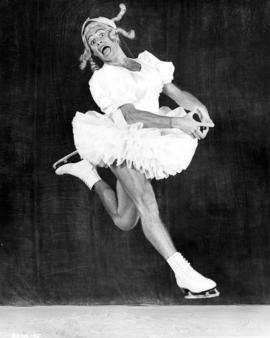 Ice Capades, Int. (20th edition) : Hans Leiter : [publicity photo]