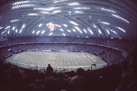 B.C. Place Stadium during Grey Cup tournament