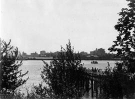[View of Downtown from Stanley Park]