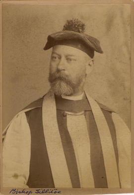 [Portrait of] Bishop Sillitoe