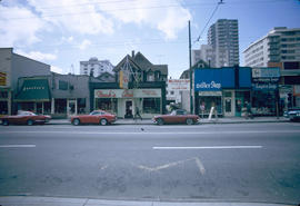 1100 Robson Street south side