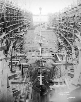 Hull No. 106 [under construction at West Coast Shipbuilders Limited]