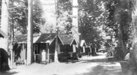 Auto Camp, Whytecliff Park. B.C.