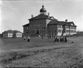 [Vancouver High School, 12th Avenue and Oak Street]