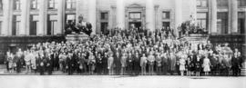 Convention of the Brotherhood of Locomotive Engineers W.U.M.A. Vancouver British Columbia April 7...