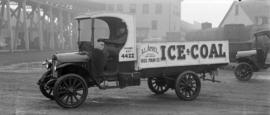 A.L. Amiel Ice and Coal packard Truck for Consolidated Motor Co.