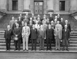 Pacific Fisheries Convention 1932 Vancouver, B.C.