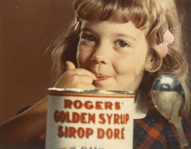 Still from Rogers' Golden Syrup advertisement