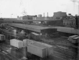 [Western Assembly Ltd. shed, 94 West Pender Street (rear)]