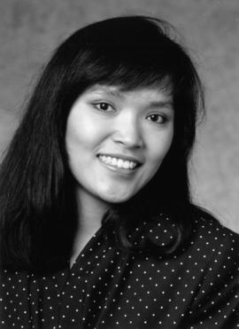 Portrait of Jenny Kwan