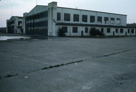 Hangars #5 and #6 exterior shots - 2nds [2 of 6]