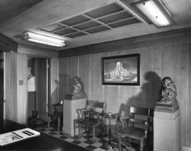 [Job no. 684] : View of public space, Office of Townley and Matheson, Vancouver B.C.