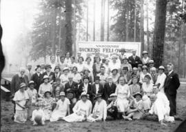 [Vancouver Dickens Fellowship annual picnic at Stanley Park]