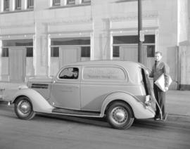 News Herald - Ford Delivery [vehicle]