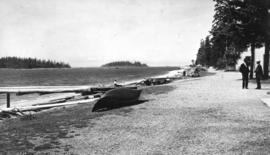 Trail Islands and Waterfront, Sechelt, B.C.