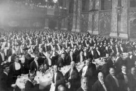 The Allied Universities Dinner : Hotel Cecil, London, July 10th, 1903, The Right Honourable A.J. ...