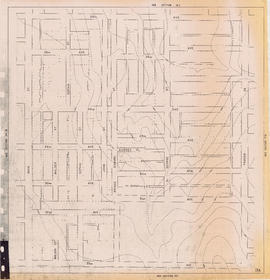 Sheet 17A [Fraser Street to 25th Avenue to Main Street to 33rd Avenue]