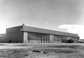 [Exterior of Boeing Plant building two Sea Island]