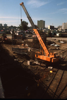 Cambie Bridge Construction - #1 [12 of 18]