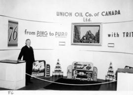 Union Oil Co. of Canada display
