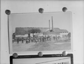 [Copy of photograph of unidentified mill]
