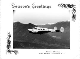 Airways Division, Season's Greetings