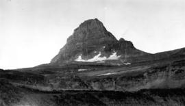 A peak in Logan Pass