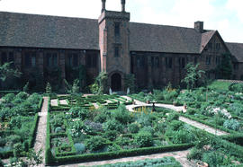 Gardens - United Kingdom : Hatfield House