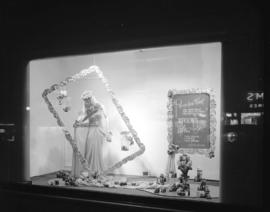 Hudson Bay Company Revlon window