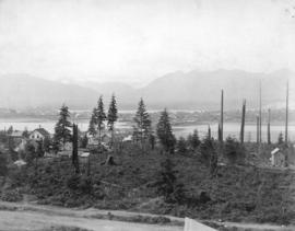 Vancouver, B.C. from Mount Pleasant