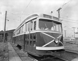 B.C. Electric street car