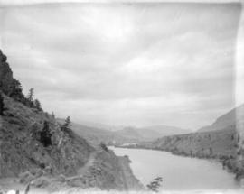 [Thompson River through interior dry belt]