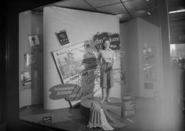 B.C. Electric Ltd., Granville St. - display, fashion show and window display
