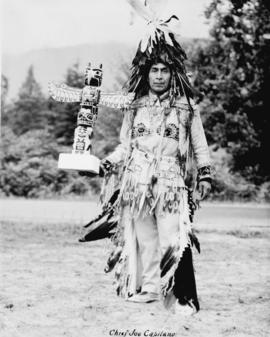 [Chief Mathias Joe also known as] Chief Joe Capilano