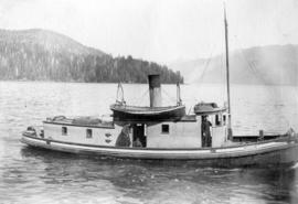 [Unidentified boat]