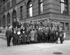 First Dominion Convention - Canadian Telephone Companies.  Vancouver B.C. Aug. 22nd-27th 1921.