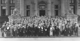 Seventh Annual Meeting of the Canadian Bar Association Vancouver, B.C. Aug. 16-18, 1922