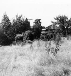 [Exterior of house possibly on the McCleery Farm]