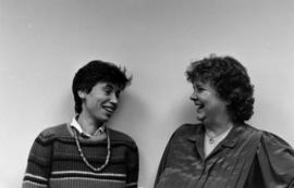 Leslie Wagman and Elaine Smith - AIDS Vancouver