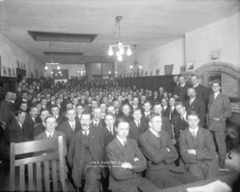 B.C. Electric Club. Formal opening November 1st, 1912