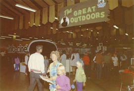 """The Great Outdoors"" displays"