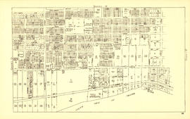Sheet 16 : St. George Street to Argyle Street and Fifty-eighth Avenue to Fraser River