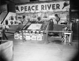 Peace River horticultural display