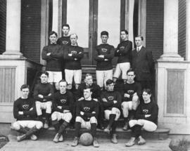 Vancouver Athetic Club Association Football Team - 1907-1908