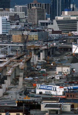 Cambie Bridge Construction - #11 [17 of 21]