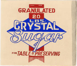 Crystal Sugar for Table & Preserving