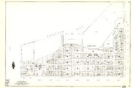 [Sheet 23 : Balaclava Street to Maple Street and Third Avenue to English Bay]